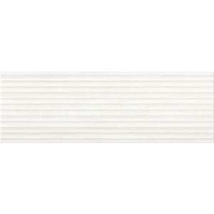 Artistico Stripes white structure tile - 10 x 29.5 inches
