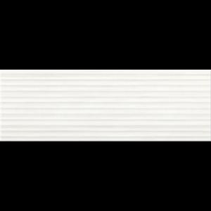 Artistico Stripes white structure tile - 10 x 29.5 inches