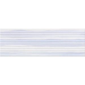Artistico Stripes blue structure tile - 10 x 29.5 inches