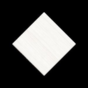 Artistico stripes white 16.5x16.5 inches, Glazed porcelain tile