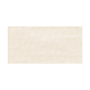 Calm Organic Cream Satin Structure ceramic tile 11.5X23.5