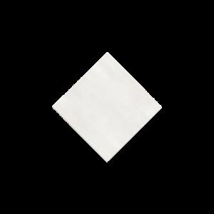 GRISSA White tile 11.75 x 11.75 inches