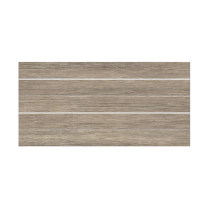 Nature Wood Brown Satin Structure wood design tile - 11.75 x 23.5 inches