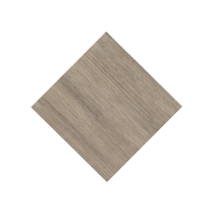 Nature Wood Brown Satin floor tile, 16.5 x 16.5